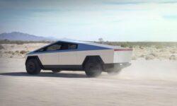 На пикап Tesla Cybertruck подано около 150 тыс. заказов: одномоторная версия непопулярна