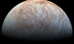На спутнике Юпитера Европе обнаружен водяной пар