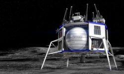 NASA привлекло SpaceX и Blue Origin к подготовке лунной миссии