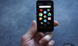 Новая статья: Обзор Palm PVG100: маленький смартфон для больших дел