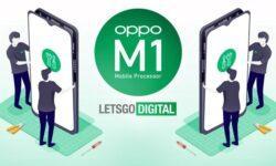 OPPO оснастит смартфоны процессором M1 собственной разработки