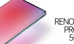 OPPO Reno 3 Pro станет одним из самых тонких 5G-смартфонов