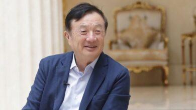 Фото Основатель Huawei считает, что компания сможет выжить без США