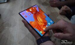 Отрицательные температуры «убьют» гибкий дисплей смартфона Huawei Mate X