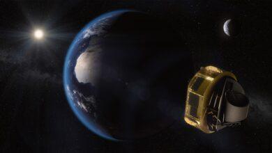 Фото Передовой инструмент NASA поможет в исследовании атмосфер экзопланет