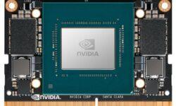 Подробнее о «ИИ-суперкомпьютере» NVIDIA Jetson Xavier NX размером с кредитку