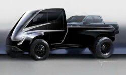 Премьера электрического пикапа Tesla запланирована на 21 ноября