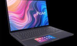 Премиум-ноутбук ASUS ProArt StudioBook Pro X оценён в $5000