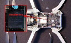 Процессор Ambarella внутриDJI Mavic Mini усиливает ожидания относительно Mavic 3 Pro