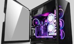 Прозрачный корпус Antec P120 Crystal для 3-слотовых видеокарт и двух 360-мм СЖО