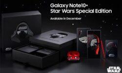 Samsung Galaxy Note10+ Star Wars: фаблет для фанатов «Звёздных войн»