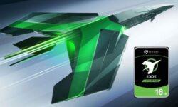 Seagate в следующем году выпустит HDD на 18 и 20 Тбайт, а в 2026 году — 50-Тбайт монстра