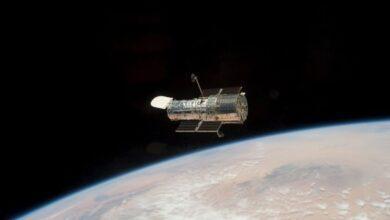 """Фото Сколько еще продержится телескоп """"Хаббл""""?"""