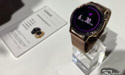 Смарт-часы Honor MagicWatch 2: датчик ЧСС, герметичный корпус и экран AMOLED
