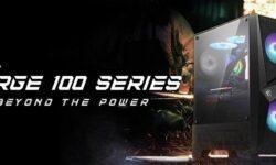 В семейство корпусов MSI MAG Forge 100 Series вошли три модели