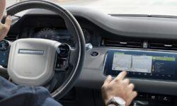 Все новые автомобили Jaguar Land Rover смогут получать обновления по воздуху