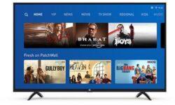 Xiaomi Mi TV 4X 2020 Edition: телевизор за $500 с диагональю 55″ и поддержкой HDR 10