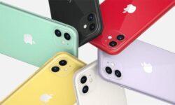 За два месяца Apple продала 10 млн iPhone 11 на рынке Китая