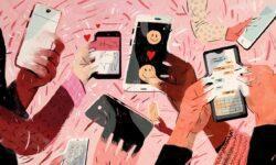 1 из 4 подростков и молодых взрослых страдает зависимостью от смартфонов