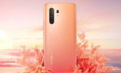 5G-смартфон Vivo X30 предстал на официальных рендерах