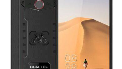 Фото Акция: защищённый смартфон OUKITEL WP5 с батареей на 8000 мА·ч по цене $99,99