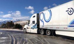 Автономный грузовик компании Plus.ai преодолел в ходе коммерческого рейса 4500 км по дорогам США