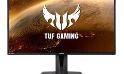 Частота обновления монитора ASUS TUF Gaming VG279QM достигает 280 Гц