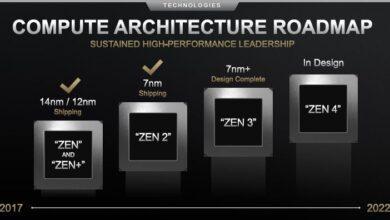 Фото Четыре года назад AMD даже не надеялась обогнать Intel в сфере литографии