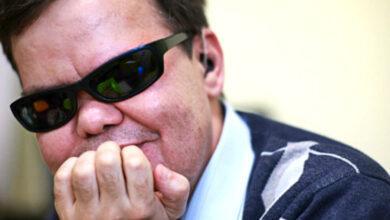 Фото Что нужно незрячему? Обзор слепоглухого эксперта Сергея Флейтина