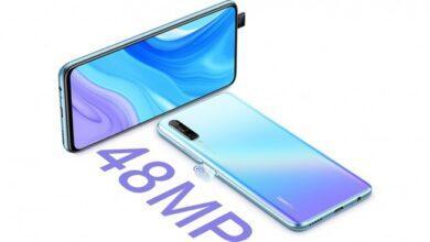 Фото Дебют смартфона Huawei P Smart Pro: выдвижная камера и боковой сканер отпечатков