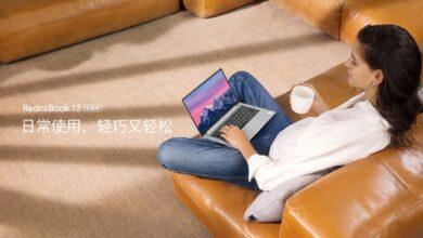 Фото Дебют Xiaomi RedmiBook 13: ноутбук с безрамочным экраном по цене от $600