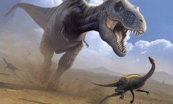 Динозавры могли вымереть еще до падения астероида