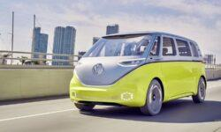 Электрические шаттлы-беспилотники Volkswagen начнут перевозить пассажиров в Катаре