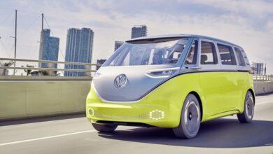 Фото Электрические шаттлы-беспилотники Volkswagen начнут перевозить пассажиров в Катаре