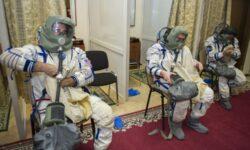 Фото дня: отработка будущим экипажем МКС аварийных ситуаций