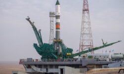 Грузовой корабль «Прогресс МС-13» отправился к МКС