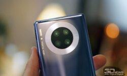Huawei Mate 30 Pro как лучшая мобильная видеокамера