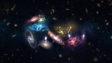 Фото Из-за чего умирают отдаленные галактики?