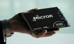 Компания Micron получила лицензию на поставку продукции Huawei
