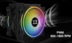 Кулер Xigmatek Windpower Pro охлаждает процессоры с TDP до 200 Вт