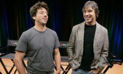Ларри Пейдж и Сергей Брин передали Сундару Пичаю контроль над Alphabet и Google