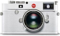 Leica M10-P White: всего 350 экземпляров по 15 000 евро каждый