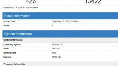 Фото Мощный смартфон Sony Xperia 3 замечен в тесте с 12 Гбайт ОЗУ
