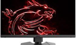 MSI Optix MAG272QR: безрамочный игровой монитор с частотой обновления 165 Гц