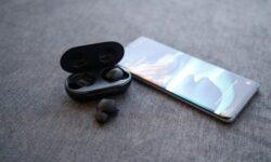Наушники Samsung Galaxy Buds+ могут получить активное шумоподавление