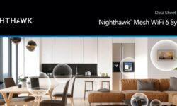Netgear NightHawk MK63: система Wi-Fi 6 для крупного дома