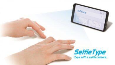 Фото Новые эксперименты Samsung C-Lab включают набор текста через камеру смартфона и сканер кожи головы