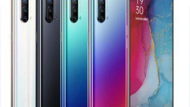 Фото OPPO Reno3 5G стал первым смартфоном на платформе MediaTek Dimensity 1000