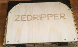[Перевод] Самодельный ноутбук ZedRipper на 16-и Z80
