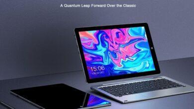 Фото Планшет «два в одном» Chuwi Hi10 X получит чип Intel Gemini Lake и поддержку пера